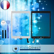 Vitre ecran tactile pour iPad Air 2 blanc + outils