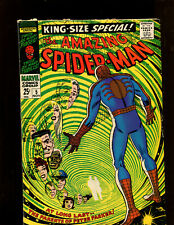 THE AMAZING SPIDERMAN ANNUAL #5 (4.0) 1ST PETER'S PARENTS