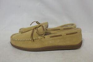 Minnetonka 3901 Men's Comfort Slippers Sz 13 (A-399)