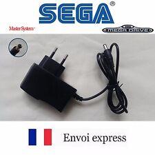 Transfo Alimentation - Sega Megadrive & Master System Cable secteur cordon- NEUF