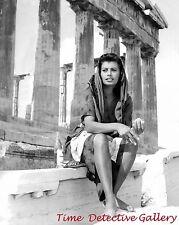 Actress Sophia Loren (10) - Celebrity Photo Print