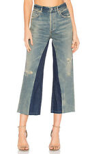 $278 COH Citizens of Humanity Cora Relaxed High Rise Crop in Livingston, Size 32
