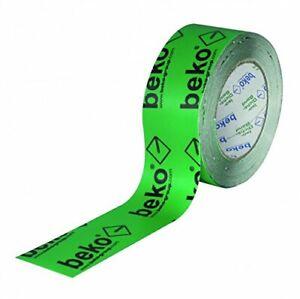€0,62/m Beko Iso-Dichtband grün Klebeband für Dampfsperre Dampfbremse