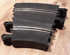 Scalextric 1:32 Classic Track - C154 PT54 Curves x4  #P