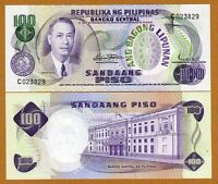 Philippines, 100 Piso (ND) 1970, Pick 157 (157b), UNC