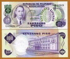 Philippines, 100 Piso (ND) 1970, Pick 157 (157b), UNC