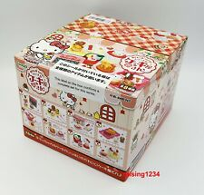 Re-ment Sanrio Hello Kitty Cake Shop Miniature Box set 8 pcs