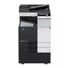 Konica Minolta Bizhub C368 A3 Color Laser Copier Printer Scanner Mfp 36 Ppm C308