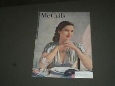 1948 JANUARY MCCALL'S MAGAZINE - NICE COVER, STORIES & ADS - SP 7644
