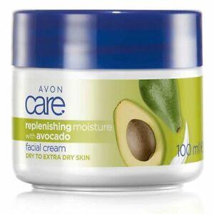 Avon Care Face Cream - Avocado oil - 100ml - New