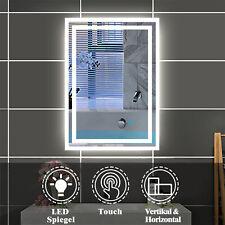 LED Spiegel 50x70 mit Beleuchtung Badezimmer Badspiegel Wandspiegel Beschlagfrei