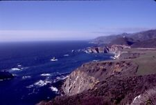 Historic places-Geography @ Pacific Coast Highway-California 2008-Fuji slide