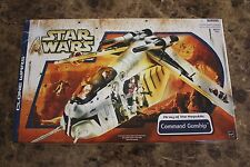 Star Wars Clone Wars Army of The  Republic Gunship  HTF New Sealed