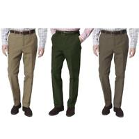 Brentwood Mens Cotton Moleskin Trousers | British Made Durable Country Wear