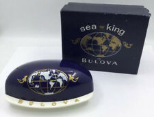 VINTAGE BULOVA SEA KING - WATCH BOX MENS (B18)