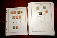 CatalinaStamps: Paraguay Stamp Collection, 813 Stamps, Lot R