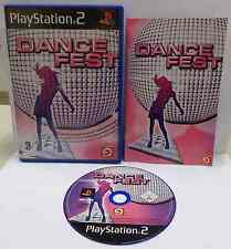 Console Game Gioco SONY Playstation 2 PS2 Play Station PAL ITALIANO DANCE FEST