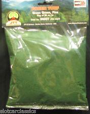 JTT SCENERY 95007 TURF GRASS GREEN  FINE  30 CU IN    HO/O SCALE   JTT95007