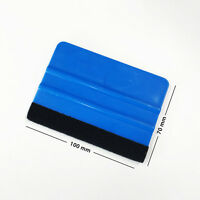 100mm Squeegee with felt applicator  Squeegee