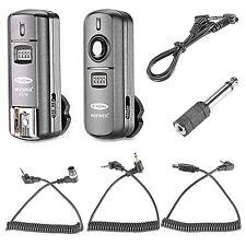 Flash Trigger con lo Scatto Remoto per Nikon FC-16 Multi-Canali 2.4GHz 3-IN-1