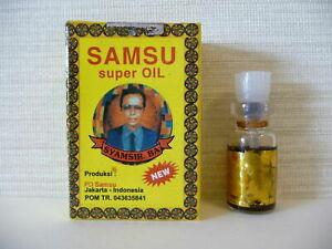SAMSU Oil Delayed Premature Ejaculation Long Lasting Sex UK