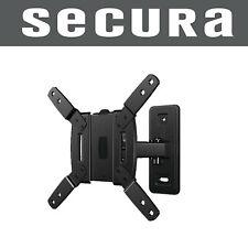 """Secura Full-Motion Tilt & Swivel TV Wall Bracket Up To 39"""" 99cm - QSF210-B4 UK"""