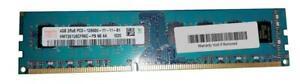 Hynix 4GB PC3-12800 DDR3-1600MHz  240-Pin Desktop DIMM