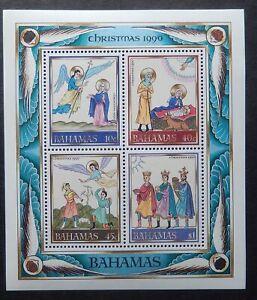 Bahamas Scott #708a, Souvenir Sheet, Mint OG NH