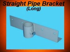 Stationary Pipe Boat Dock Hardware Bracket Long 555-L