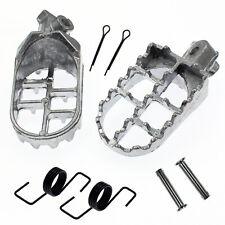 Foot Pegs Yamaha TTR90 TTR90E TW200 WR200 WR250 WR500 XT225 XT250 XT350 XT600