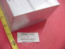 "3"" X 6"" ALUMINUM 6061 FLAT BAR 47"" LONG SOLID T6511 3.00"" Plate Mill Stock New"