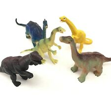 Brachiosaurus Dinosaur Action Figure Lot, Megatoys, Standing, Walking, 7""