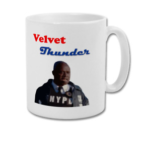 Velvet Thunder Captain Raymond Holt Code Name BROOKLYN NINE NINE 99 Coffee Mug
