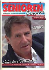 SENIOREN JOURNAL HANNOVER 03/2011 UDO JÜRGENS COVER + VORSCHAU KONZERT TUI ARENA