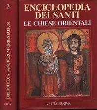 Encyclopedia of Saints. the Eastern Churches. 2 Voll. City NEW. 1999. slb16