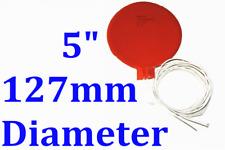 "5"" 127mm Diameter 60W JSRGO Factory Direct Sale CE UL Silicone Heater Pad"