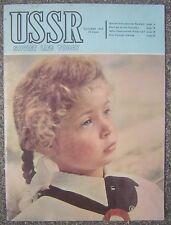USSR Soviet Life Today - October, 1963 Magazine - Soviet Educational System
