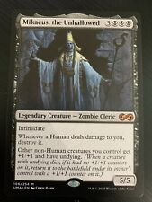 1x Unplayed / NM Mikaeus, The Unhallowed From Ultimate Masters