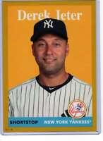 Derek Jeter 2019 Topps Archives 5x7 Gold #1 /10 Yankees