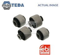 Control Arm Trailing Bushing Front Lower FEBI For RENAULT Fluence 545600005R