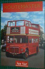 SunStar Routemaster Leaflet 2006