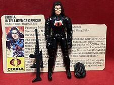 Joe 25th 30th 50th ROC Cobra Baroness V16 Resolute Box Set Figure Complete G.I