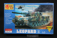 XS165 GALAXY Fujian 1/72 rare maquette tank char YH 135 Leopard II A3
