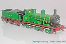 Bachmann 31-463, OO Gauge, Wainwright C Class tender loco, 271 SE&CR lined green