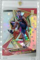 2019-20 Panini Revolution Astro De'Andre Hunter Rookie RC #104, Atlanta Hawks