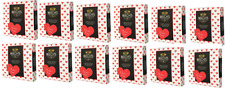 Beech's I love you assorted luxury chocolates 12x 90g  ** Best Before Oct 2019**