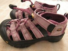 KEENS Pink Waterproof Sandals Girl Shoes Size 11