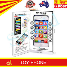 Y-PHONE 5S Kids English Learning Toy Baby Mobile Phone Toy Education