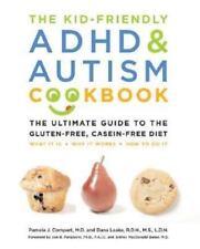 Kid-Friendly ADHD and Autism Cookbook Laake,   Dana, Compart, Pamela Hardcover