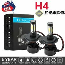 EMC H4 9003 12000LM LED Headlight kit Lamp Bulbs Globes Hi-Low Beam Upgrade